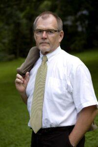 Hannu-Pekka Laiho, viestintäjohtaja, Suomen Punainen Risti